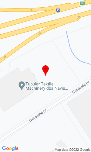 Google Map of May RHI 215 Woodside Drive, Lexington, NC, 27292